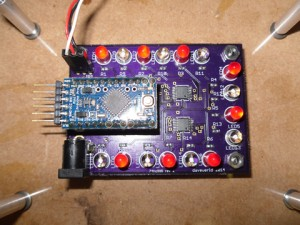 Main board for piece